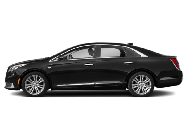 Black Raven 2019 Cadillac XTS Pictures XTS 4dr Sdn Premium Luxury FWD photos side view