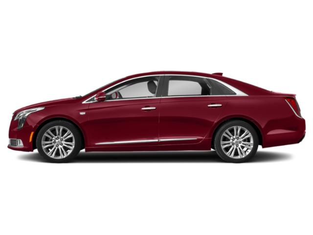 Red Horizon Tintcoat 2019 Cadillac XTS Pictures XTS 4dr Sdn Premium Luxury FWD photos side view
