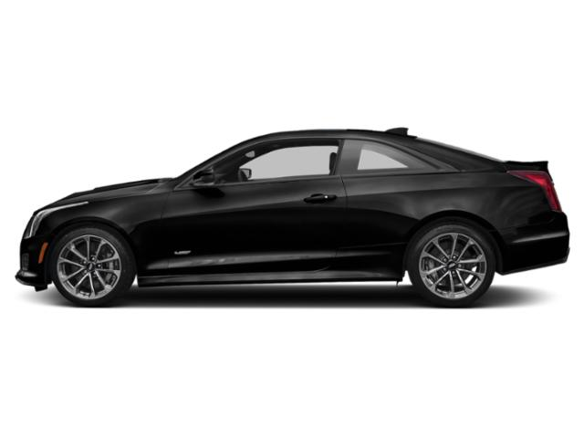 Black Raven 2019 Cadillac ATS-V Coupe Pictures ATS-V Coupe 2dr Cpe photos side view
