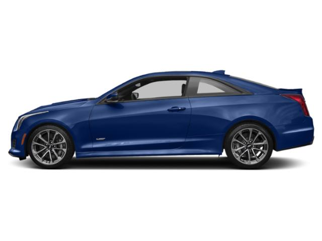 Wave Metallic 2019 Cadillac ATS-V Coupe Pictures ATS-V Coupe 2dr Cpe photos side view