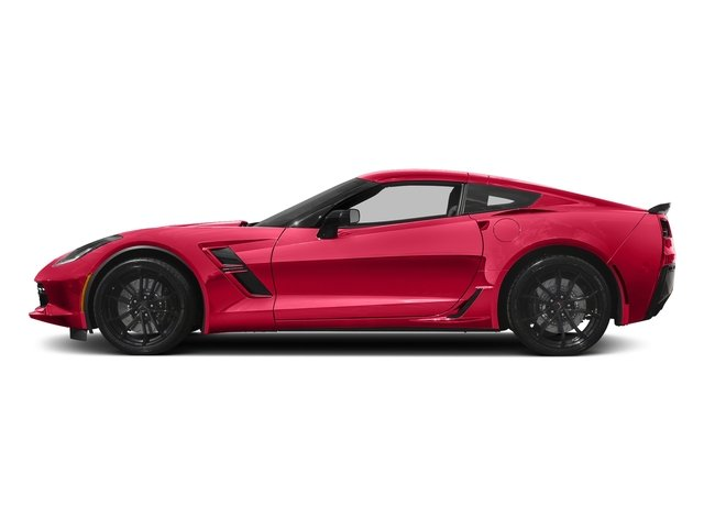 Torch Red 2019 Chevrolet Corvette Pictures Corvette 2dr Grand Sport Cpe w/2LT photos side view
