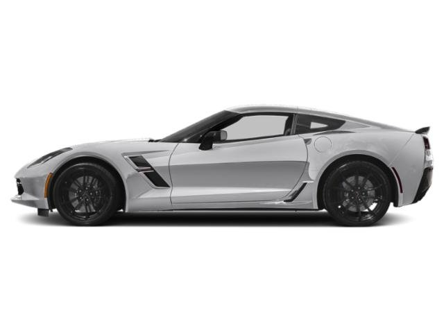 Blade Silver Metallic 2019 Chevrolet Corvette Pictures Corvette 2dr ZR1 Conv w/1ZR photos side view