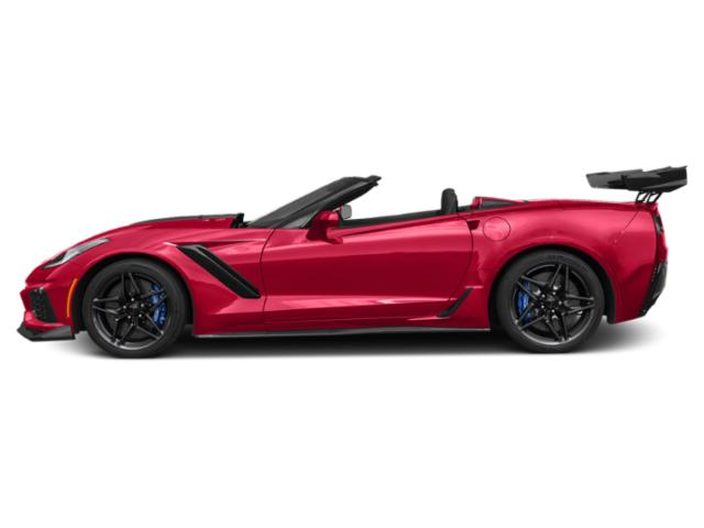 Torch Red 2019 Chevrolet Corvette Pictures Corvette 2dr ZR1 Conv w/1ZR photos side view