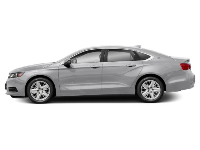 Silver Ice Metallic 2019 Chevrolet Impala Pictures Impala 4dr Sdn LS w/1LS photos side view