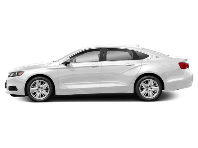 Summit White 2019 Chevrolet Impala Pictures Impala 4dr Sdn LS w/1LS photos side view