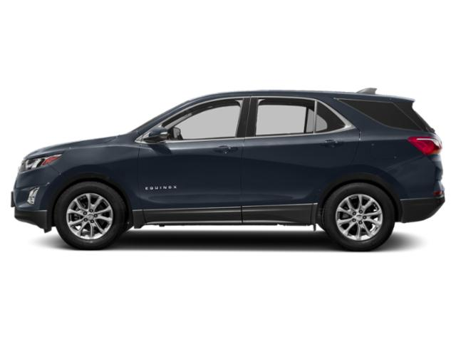 Storm Blue Metallic 2019 Chevrolet Equinox Pictures Equinox AWD 4dr LT w/1LT photos side view