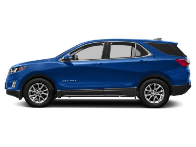 Pacific Blue Metallic 2019 Chevrolet Equinox Pictures Equinox AWD 4dr LT w/1LT photos side view