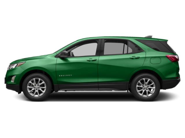 Ivy Metallic 2019 Chevrolet Equinox Pictures Equinox AWD 4dr LT w/1LT photos side view
