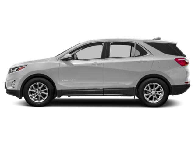 Silver Ice Metallic 2019 Chevrolet Equinox Pictures Equinox AWD 4dr LT w/1LT photos side view