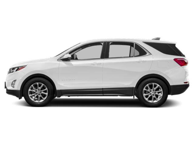 Summit White 2019 Chevrolet Equinox Pictures Equinox AWD 4dr LT w/1LT photos side view