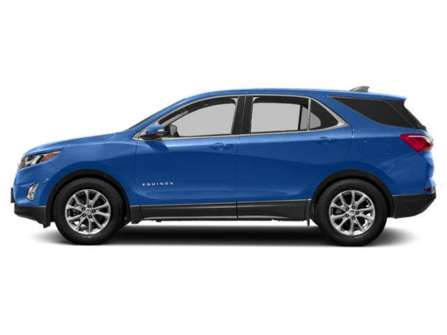 Kinetic Blue Metallic 2019 Chevrolet Equinox Pictures Equinox AWD 4dr LT w/1LT photos side view