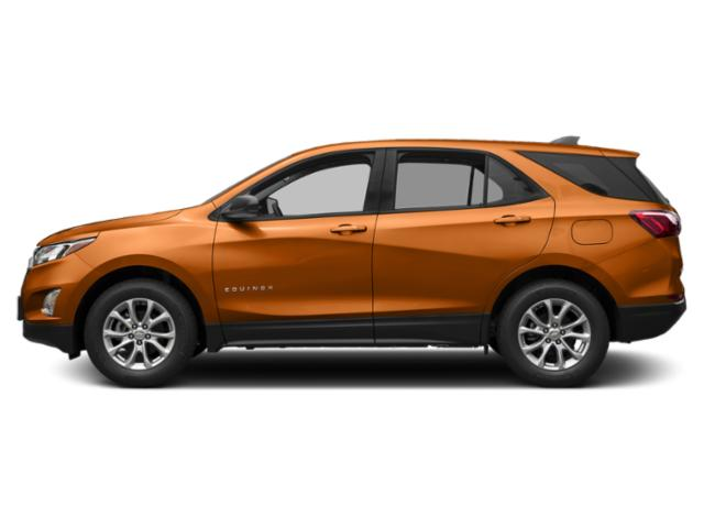 Orange Burst Metallic 2019 Chevrolet Equinox Pictures Equinox AWD 4dr LT w/1LT photos side view