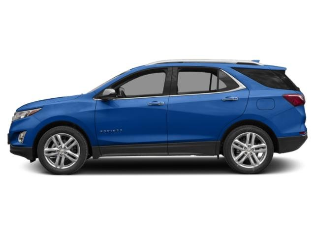 Pacific Blue Metallic 2019 Chevrolet Equinox Pictures Equinox FWD 4dr Premier w/2LZ photos side view