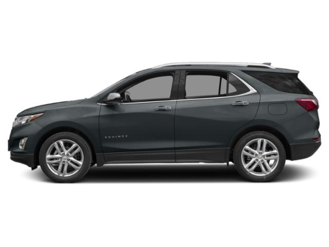Nightfall Gray Metallic 2019 Chevrolet Equinox Pictures Equinox FWD 4dr Premier w/2LZ photos side view