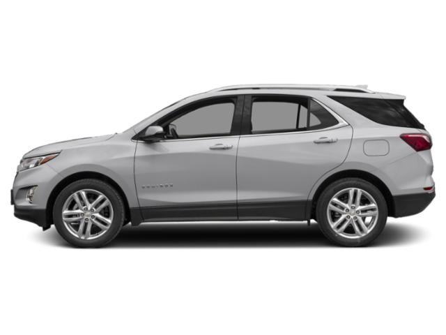 Silver Ice Metallic 2019 Chevrolet Equinox Pictures Equinox FWD 4dr Premier w/2LZ photos side view