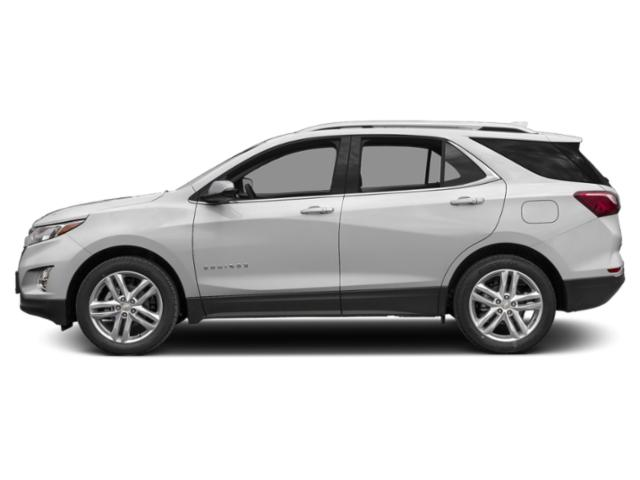 Summit White 2019 Chevrolet Equinox Pictures Equinox FWD 4dr Premier w/2LZ photos side view