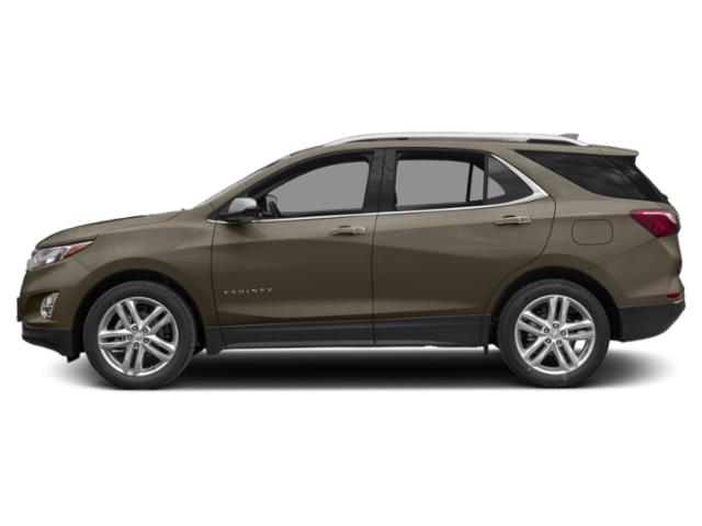 Pepperdust Metallic 2019 Chevrolet Equinox Pictures Equinox FWD 4dr Premier w/2LZ photos side view