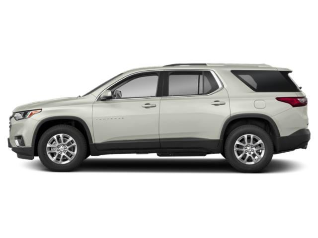 Iridescent Pearl Tricoat 2019 Chevrolet Traverse Pictures Traverse AWD 4dr LT Cloth w/1LT photos side view