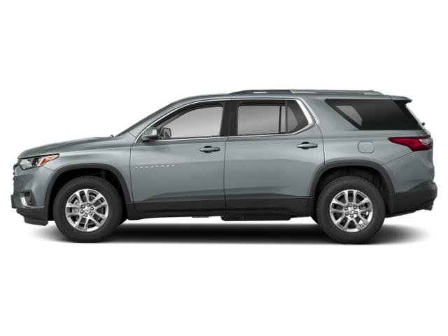 Satin Steel Metallic 2019 Chevrolet Traverse Pictures Traverse AWD 4dr LT Cloth w/1LT photos side view