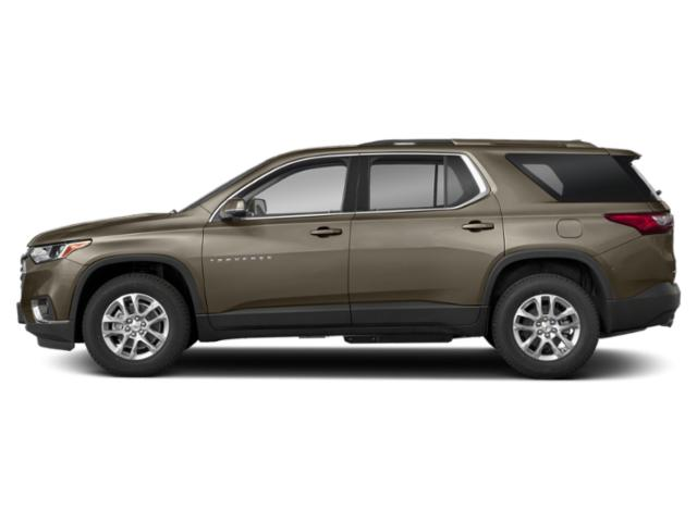 Pepperdust Metallic 2019 Chevrolet Traverse Pictures Traverse AWD 4dr LT Cloth w/1LT photos side view