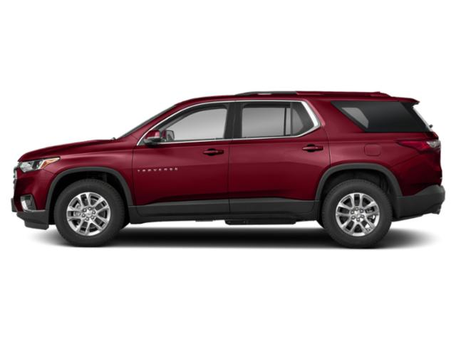 Cajun Red Tintcoat 2019 Chevrolet Traverse Pictures Traverse AWD 4dr LT Cloth w/1LT photos side view