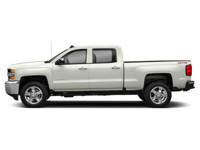 Iridescent Pearl Tricoat 2019 Chevrolet Silverado 2500HD Pictures Silverado 2500HD 2WD Crew Cab 153.7 LT photos side view