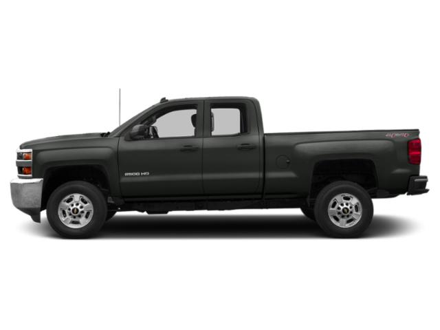 Graphite Metallic 2019 Chevrolet Silverado 2500HD Pictures Silverado 2500HD 2WD Crew Cab 153.7 LT photos side view