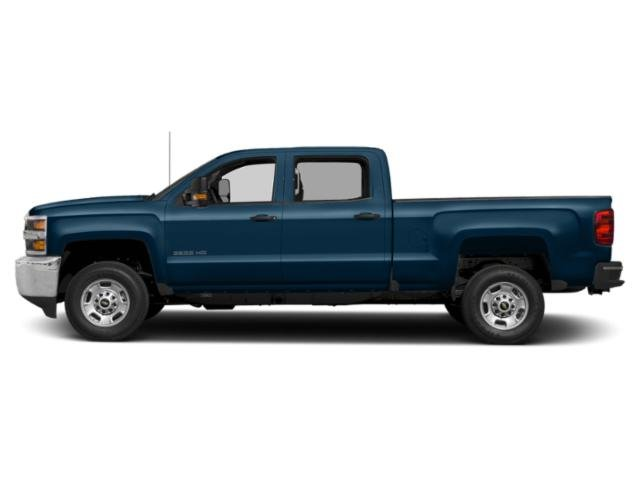 Deep Ocean Blue Metallic 2019 Chevrolet Silverado 2500HD Pictures Silverado 2500HD 2WD Crew Cab 153.7 LT photos side view