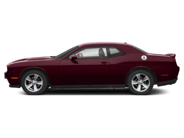 Octane Red Pearlcoat 2019 Dodge Challenger Pictures Challenger SXT AWD photos side view