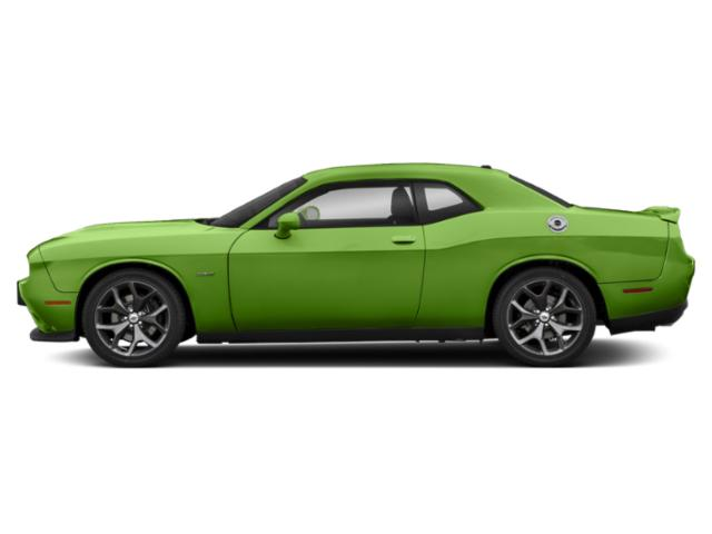 Sublime Pearlcoat 2019 Dodge Challenger Pictures Challenger R/T RWD photos side view