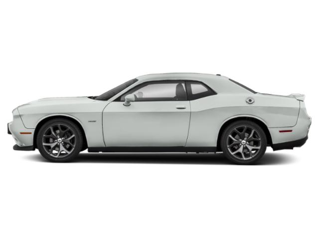 White Knuckle Clearcoat 2019 Dodge Challenger Pictures Challenger R/T RWD photos side view