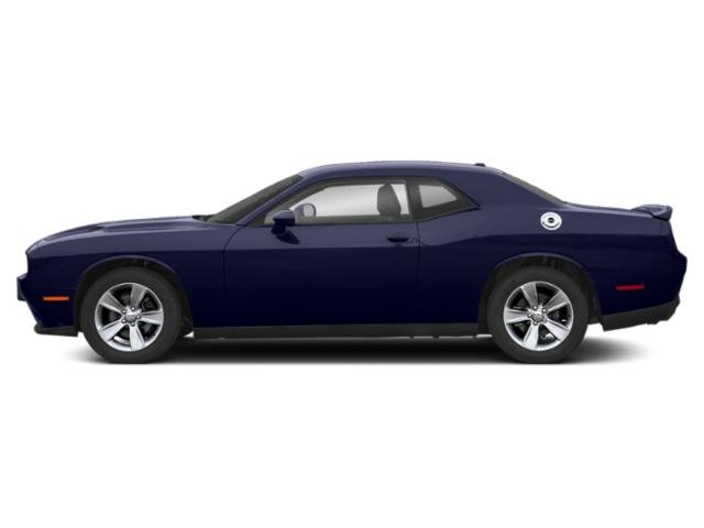 Indigo Blue 2019 Dodge Challenger Pictures Challenger GT AWD photos side view