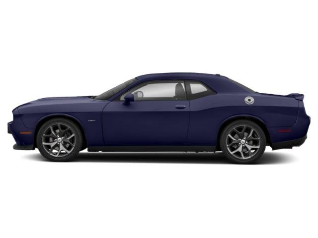 Indigo Blue 2019 Dodge Challenger Pictures Challenger R/T RWD photos side view