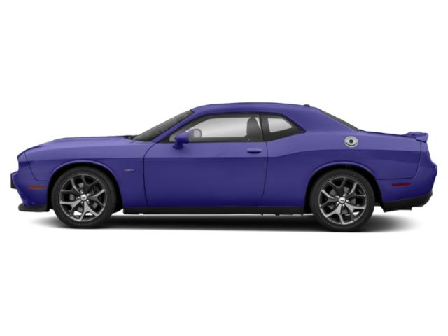 Plum Crazy Pearlcoat 2019 Dodge Challenger Pictures Challenger R/T RWD photos side view