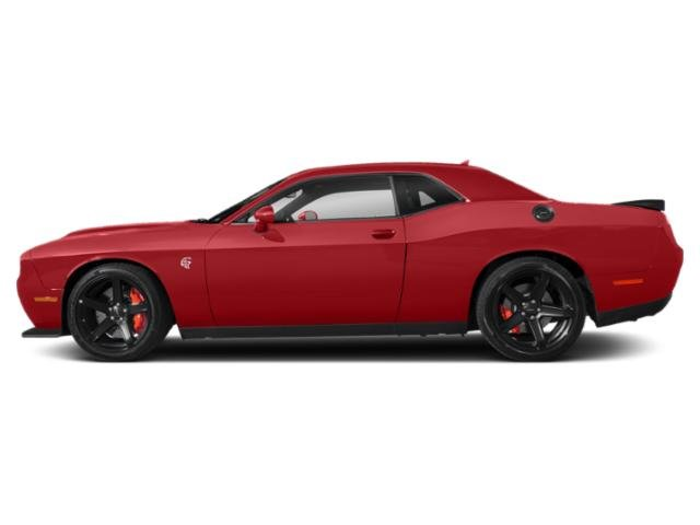 Torred Clearcoat 2019 Dodge Challenger Pictures Challenger SRT Hellcat RWD photos side view