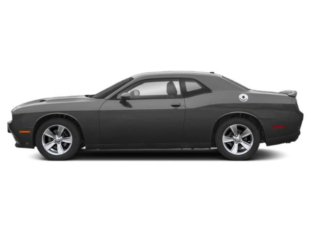 Destroyer Gray Clearcoat 2019 Dodge Challenger Pictures Challenger GT AWD photos side view