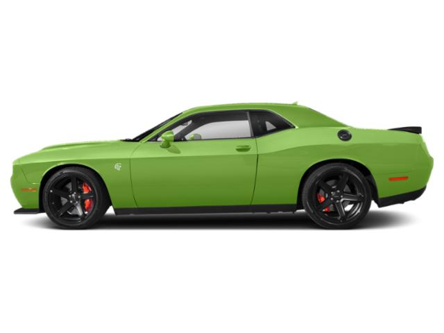 Sublime Pearlcoat 2019 Dodge Challenger Pictures Challenger SRT Hellcat RWD photos side view