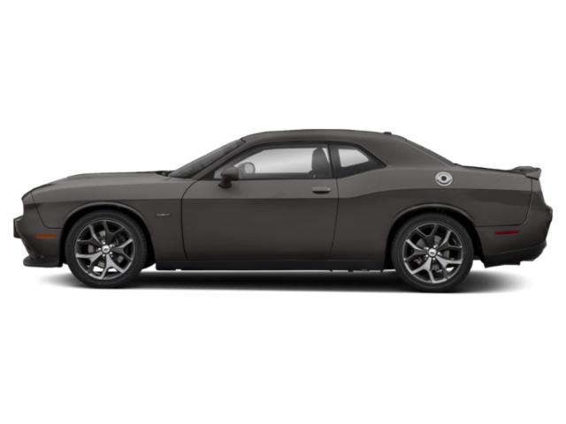 Granite Pearlcoat 2019 Dodge Challenger Pictures Challenger R/T RWD photos side view