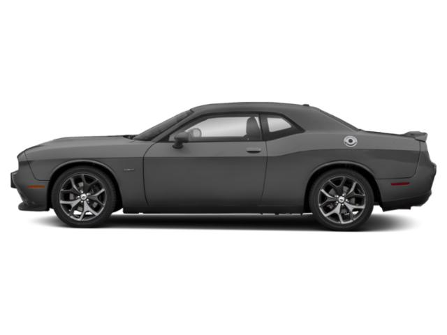 Destroyer Gray Clearcoat 2019 Dodge Challenger Pictures Challenger R/T RWD photos side view