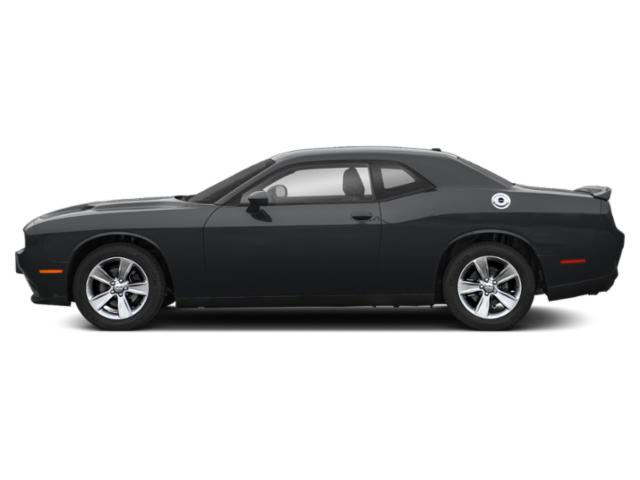 Destroyer Gray Clearcoat 2019 Dodge Challenger Pictures Challenger SXT RWD photos side view