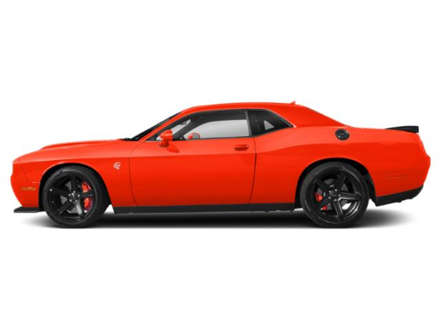 Go Mango 2019 Dodge Challenger Pictures Challenger SXT RWD photos side view