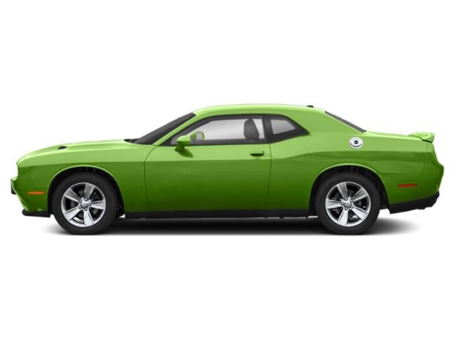 Sublime Pearlcoat 2019 Dodge Challenger Pictures Challenger SXT RWD photos side view