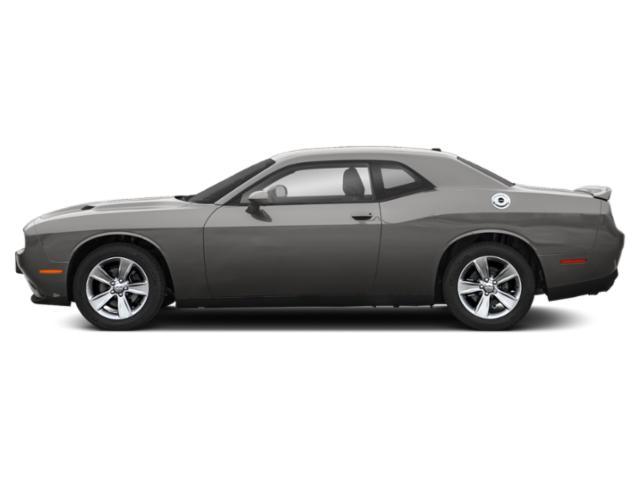 Triple Nickel Clearcoat 2019 Dodge Challenger Pictures Challenger SXT RWD photos side view