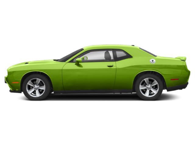 Sublime Pearlcoat 2019 Dodge Challenger Pictures Challenger GT AWD photos side view