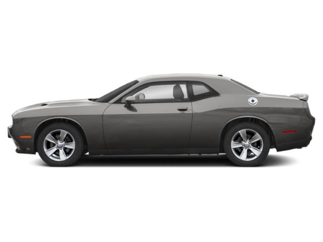 Triple Nickel Clearcoat 2019 Dodge Challenger Pictures Challenger GT AWD photos side view