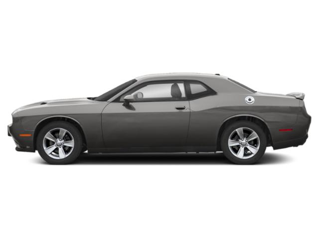 Triple Nickel Clearcoat 2019 Dodge Challenger Pictures Challenger SXT AWD photos side view