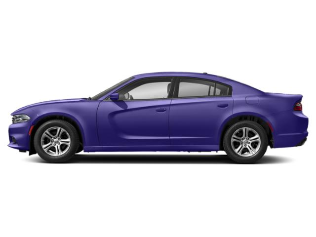 Plum Crazy Pearlcoat 2019 Dodge Charger Pictures Charger SRT Hellcat RWD photos side view