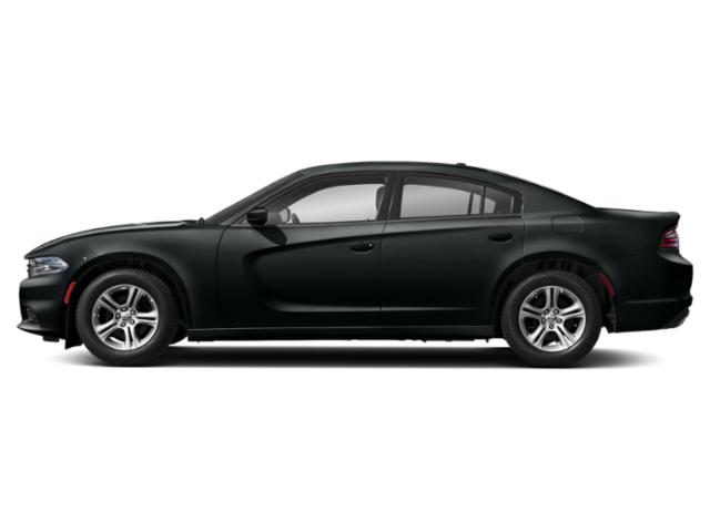 Maximum Steel Metallic Clearcoat 2019 Dodge Charger Pictures Charger SXT AWD photos side view