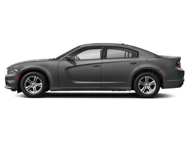 Destroyer Gray Clearcoat 2019 Dodge Charger Pictures Charger SXT AWD photos side view