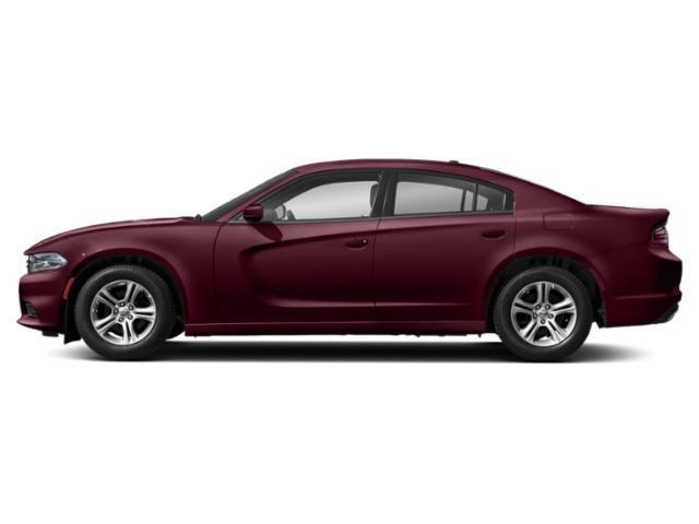 Octane Red Pearlcoat 2019 Dodge Charger Pictures Charger SXT AWD photos side view